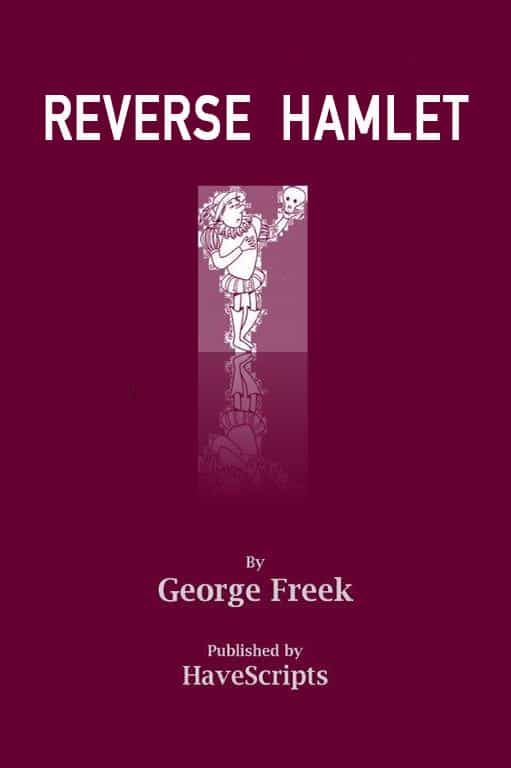 A Reverse Hamlet One Act Comedy Play Script Cover Image