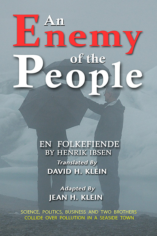 an enemy of the people adapted for stage