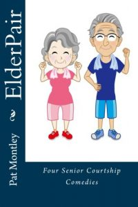 Cover- Elder Pair - Four senior Comedies
