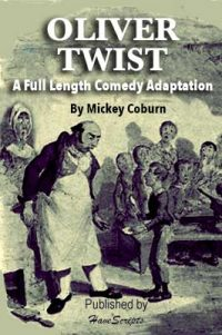 oliver twist play adaptation script cover