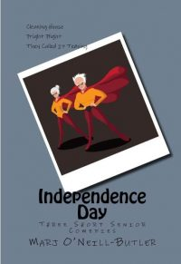 Book Front Cover independence day