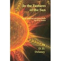 Front Cover - play script Pastures of the Sun