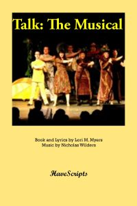 Talk the Musical book cover