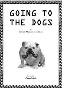 play script front cover - Going to the Dogs