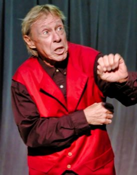 senior theatre actor d d delaney