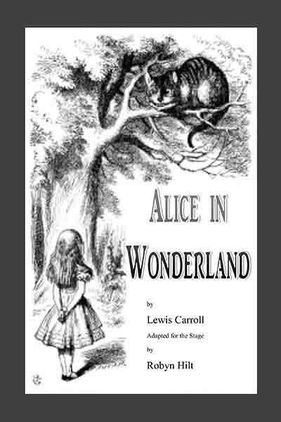 Alice in Wonderland - One-Act Play Script Comedy Adaptation