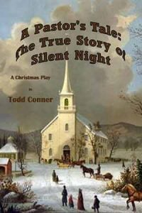 a pastor's tale play script book cover