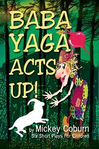 baba yaga play script cover