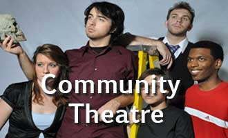 community theatre plays actors